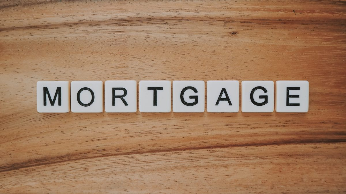 mortgage in scrabble letters