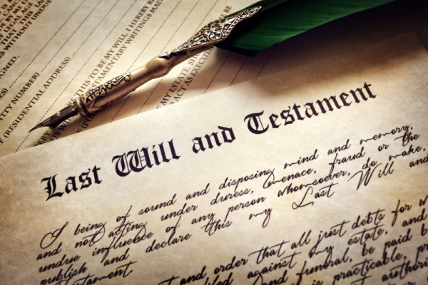 updating your will in Tweed Heads